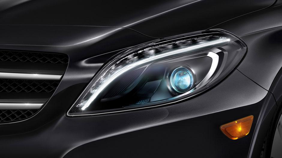 Mercedes-Benz B-Class Hatchback