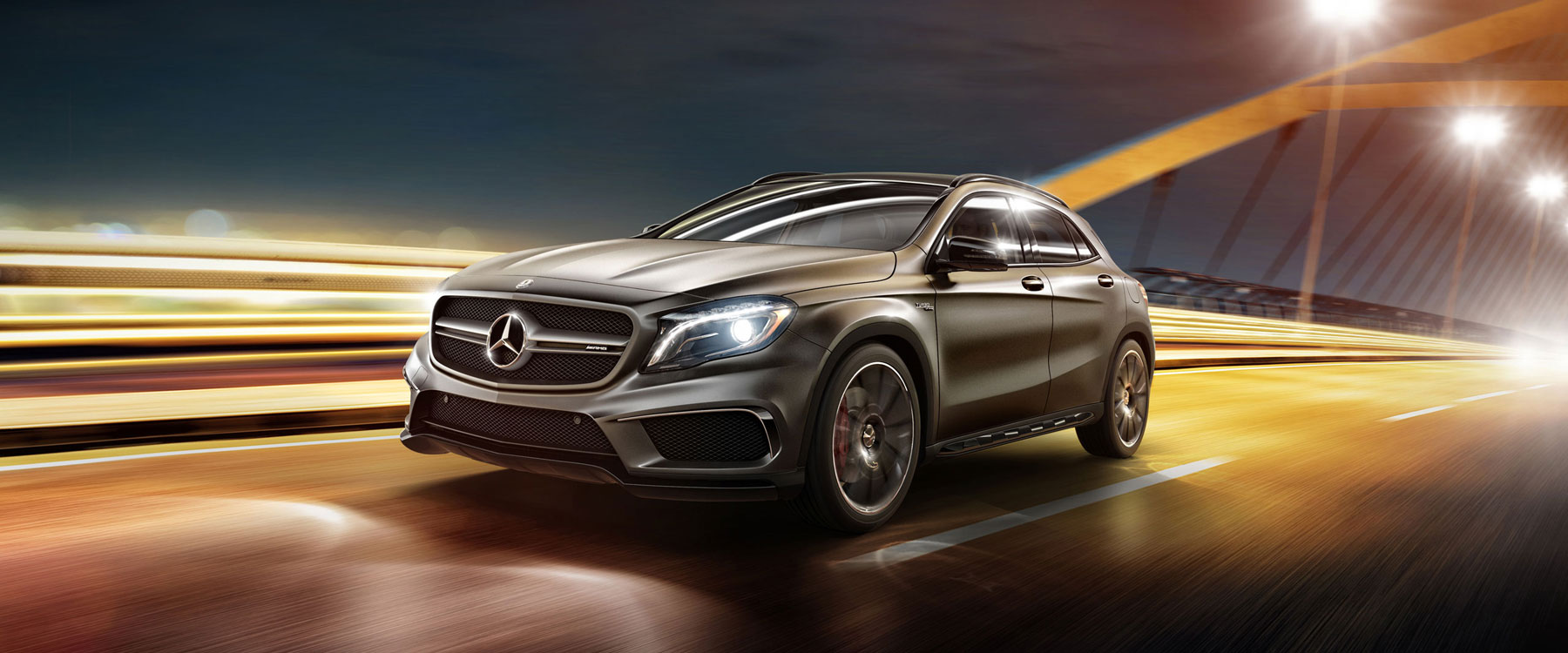 2016 Mercedes-AMG® GLA 45