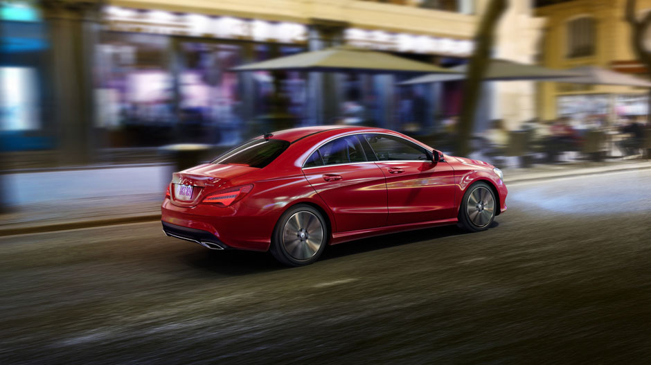 Red CLS250