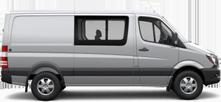 Sprinter Crew Cargo Van