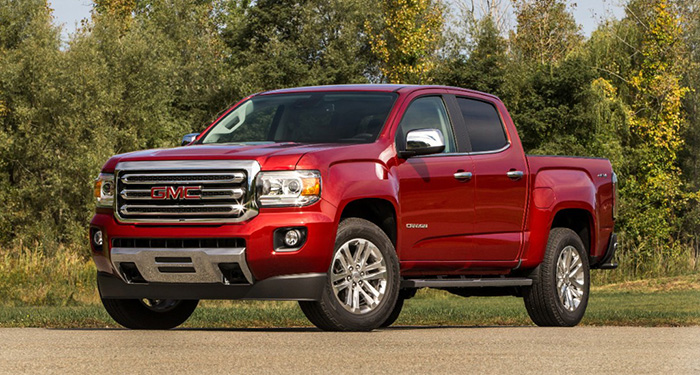 2016 GMC Canyon Garber