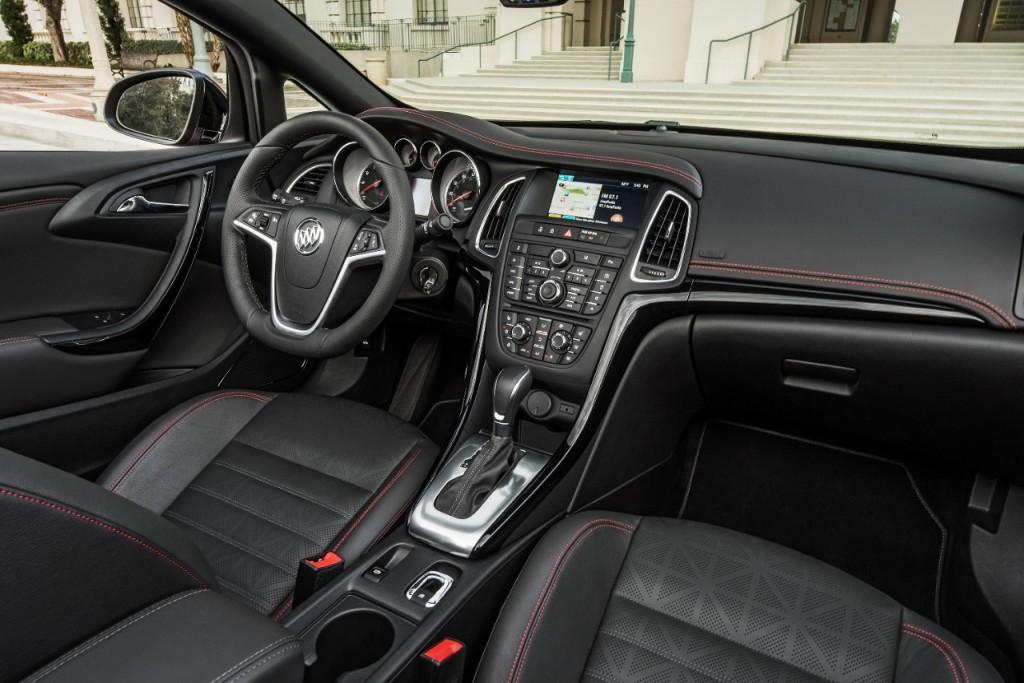 Buick Cascada Sport Red Garber