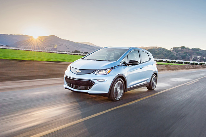 Garber 2017 Chevrolet Bolt EV