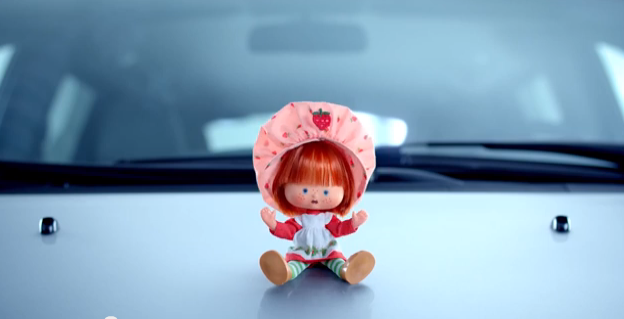 Strawberry Shortcake, the Honda Odyssey and Pilot, and Holiday Excitement