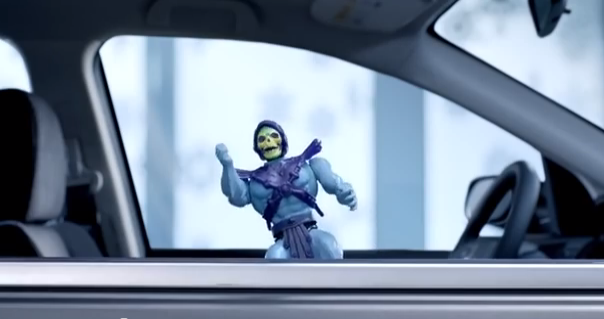 The Honda CR-V is Wowing Everyone, Even Evil Villains