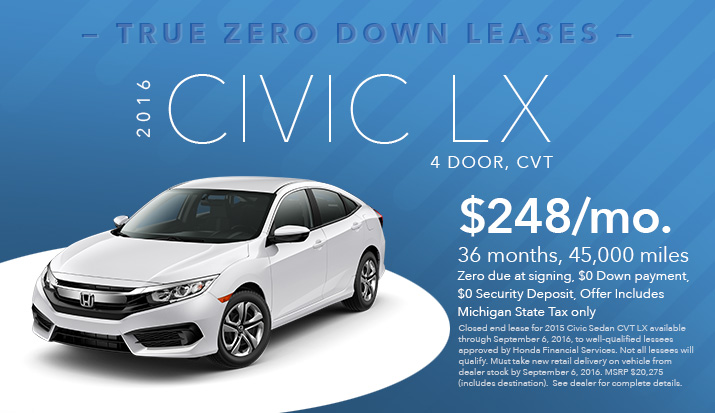Honda Crv Lease Zero Down Html Autos Post
