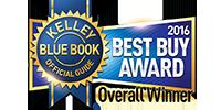 2016 KBB Best Buy Overall Winner