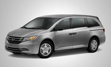 2016 Honda Minivan Odyssey Ann Arbor MI