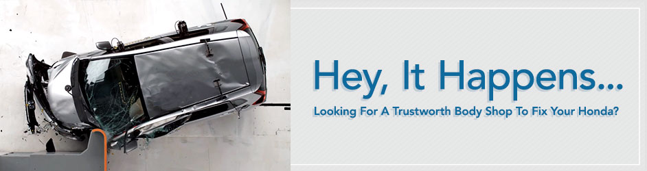 Honda Collision Repair in Ann Arbor, MI