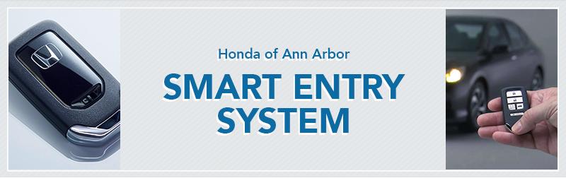 honda smart entry system information germain honda of ann arbor. Black Bedroom Furniture Sets. Home Design Ideas