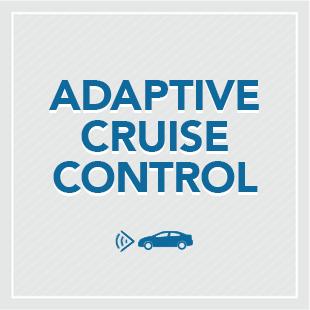 Honda Sensing's Adaptive Cruise Control