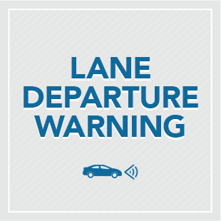 Honda Sensing's Lane Departure Warning