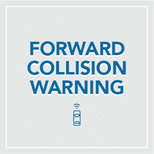 Honda Sensing's Forward Collision Warning
