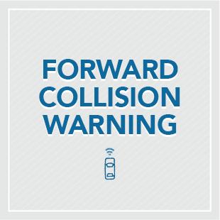 Honda Sensing's Forward Collision Warning
