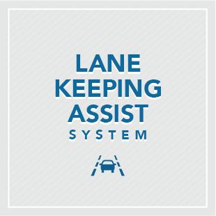 Honda Sensing's Lane Keeping Assist System