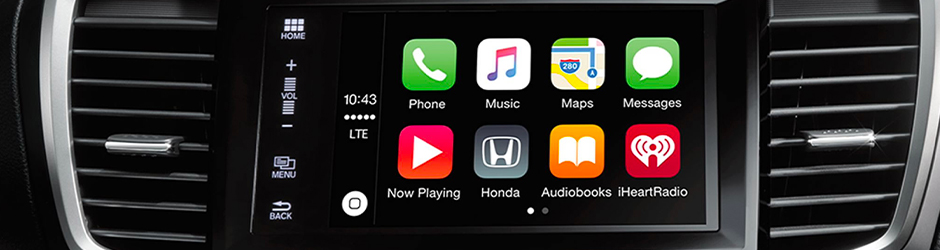 Apple CarPlay™ Apps in Ann Arbor Michigan