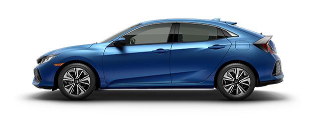 Germain Honda Civic Hatchback EX-L Navi