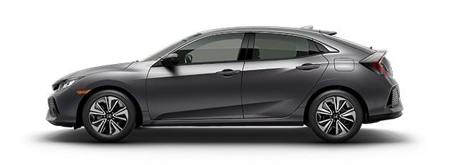 Germain Honda Civic Hatchback EX