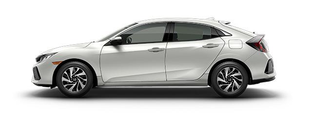 Honda Civic Hatchback LX