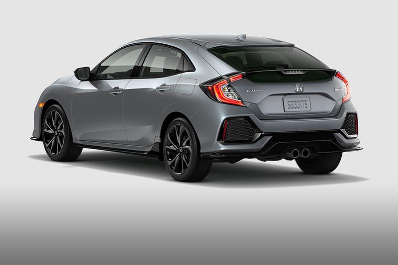 Honda Civic Hatchback Style