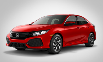 2016 Honda Civic Hatchback Ann Arbor MI