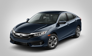 2017 Honda Civic Sedan in Ann Arbor