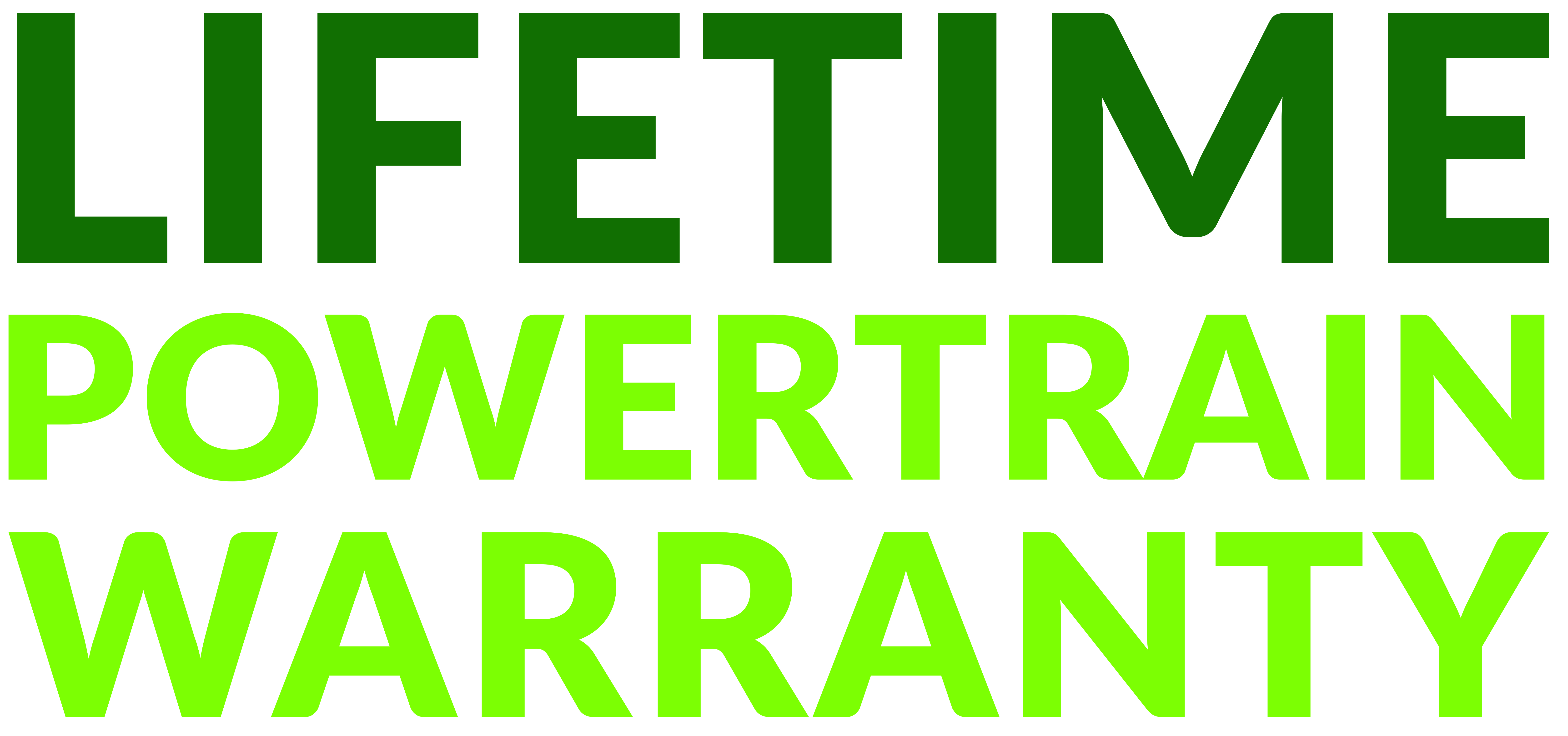What Is Warranty Forever Watermark Toyota
