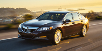 Acura RLX safety features