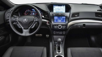 Acura ILX Technology Features Offer What Drivers Want - Acura ilx upgrades