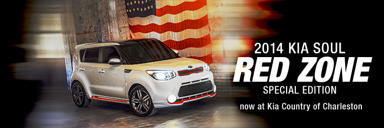 2014 Kia Soul Red Zone