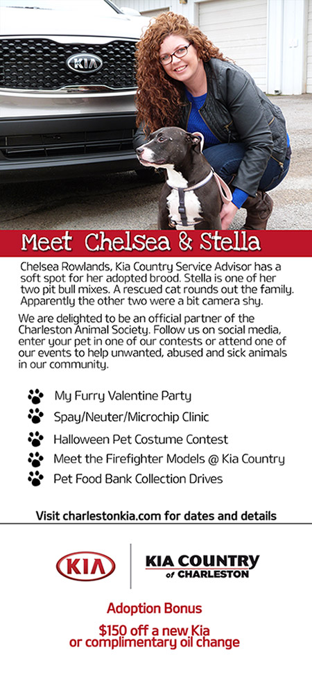 Charleston Animal Society Partner