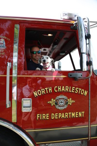 Charleston Firefighter Cale