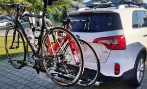 Sorento Bike Rack