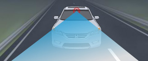2015 Accord Lane Departure Warning