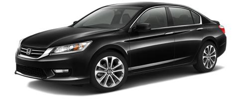 2015 Accord Sport Model