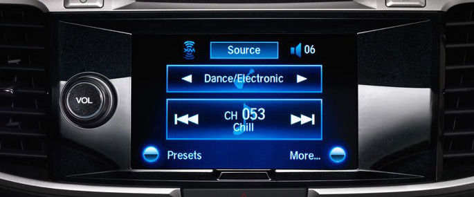 2015 Accord Vol Control