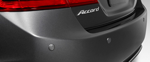 2015 Accord backup sensors