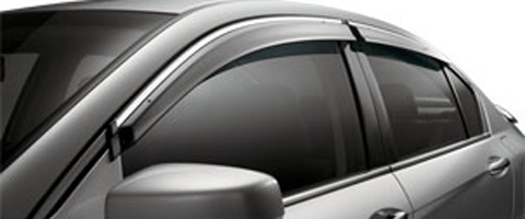 2015 Accord door visors
