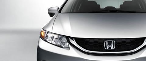 2015 Honda Civc HD Digital Traffic