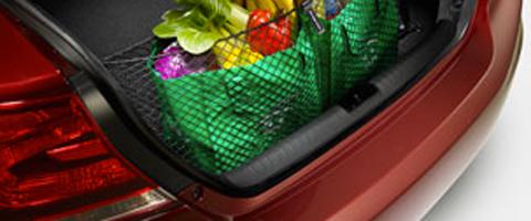 2015 Honda Civic cargo net