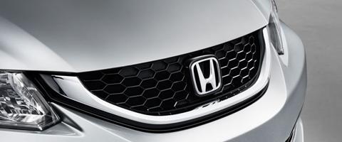 2015 Honda Civc day time running lights