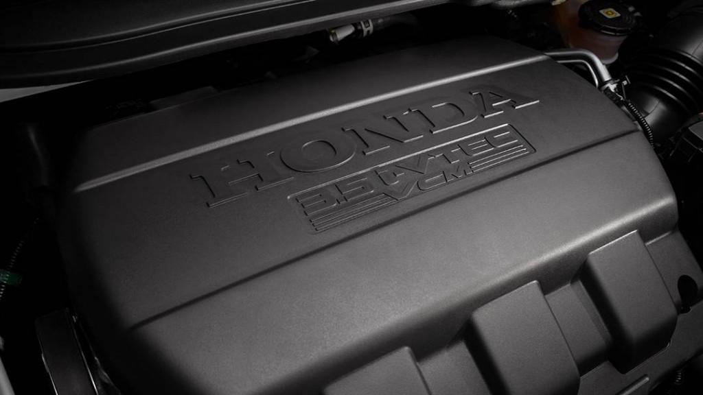 2016 Honda Odyssey 3.5L-V6-Engine