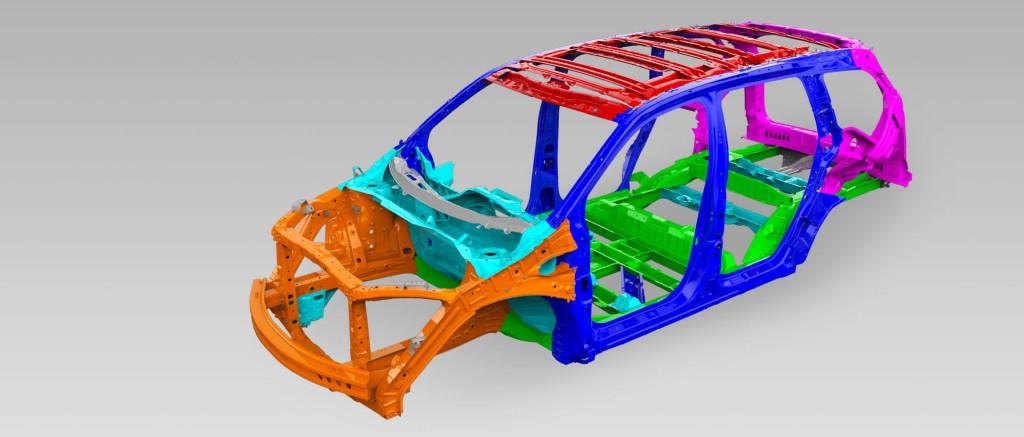2016 Honda Odyssey ACE™-Body-Structure