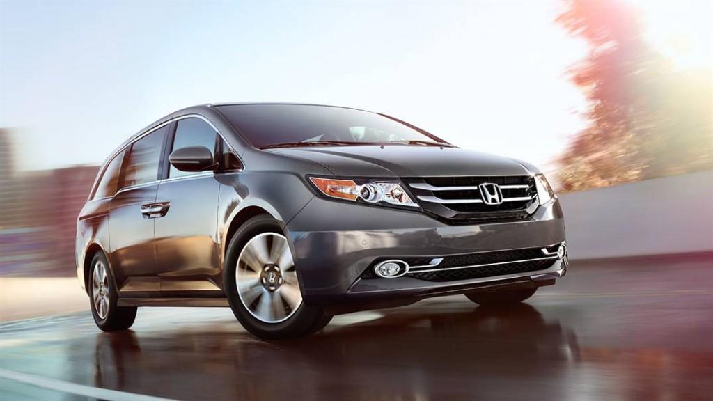2016 Honda Odyssey Active-Noise-Cancellation