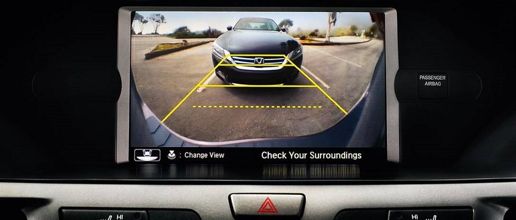 2016 Honda Odyssey Rearview Camera