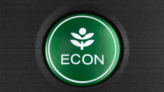 2016 Honda Odyssey econ_button