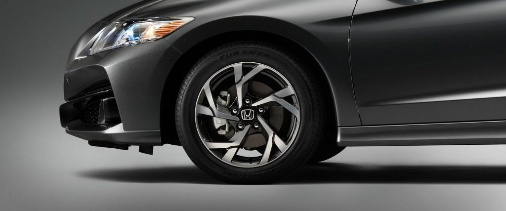 2016-Honda-CR-Z-tire-pressure-monitoring-system
