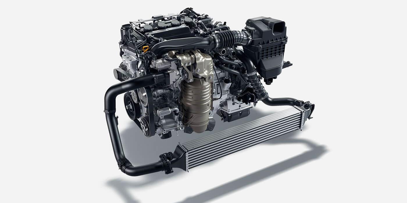 1.5L In-Line 4-Cylinder Engine