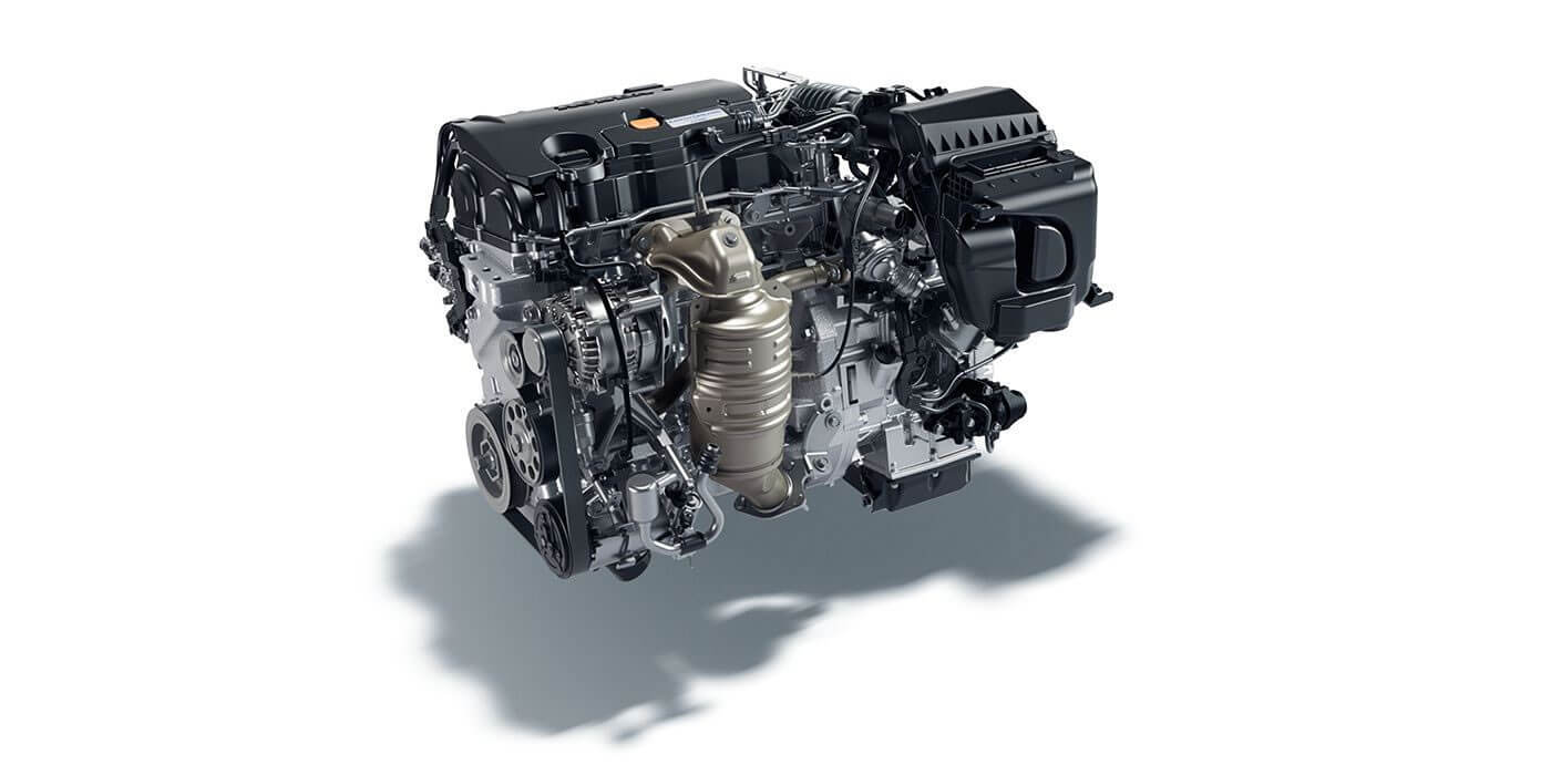 2016 Honda Civic Coupe 2.0L In-Line 4-Cylinder Engine