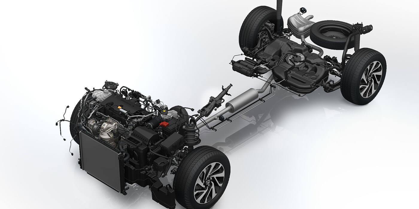 2016 Honda Civic Coupe Klamath Falls Engine Coolant Change Chassis